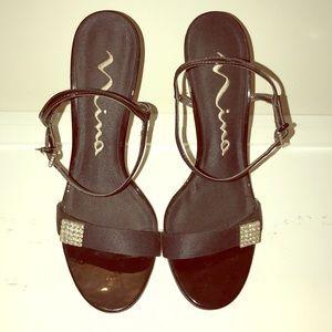 Nina bling heels